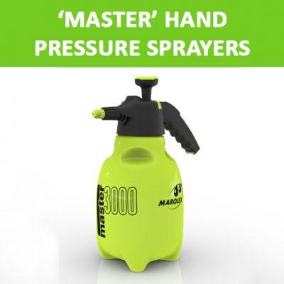 'Master' Hand Pressure Sprayers