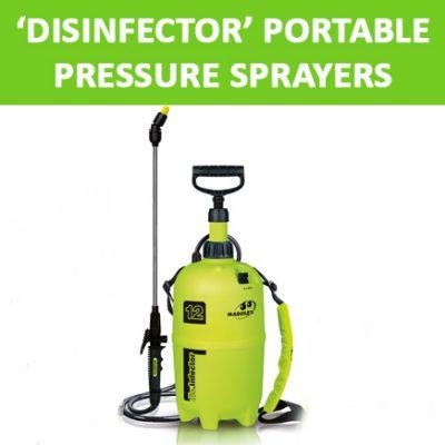 'Disinfector' Portable Pressure Sprayers