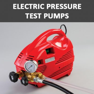 Electric Pressure Test Pumps