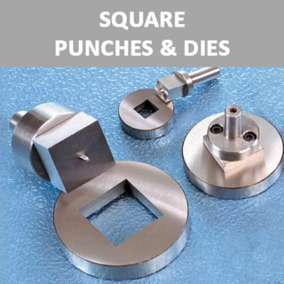 Square Punches & Dies