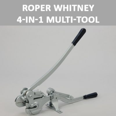 Roper Whitney 4-in-1 multi-tool