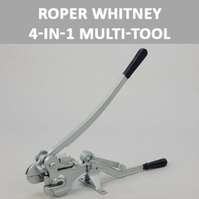 Roper Whitney 4-in-1 multi-tool