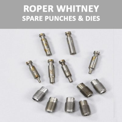 Roper Whitney - Spare Punches & Dies