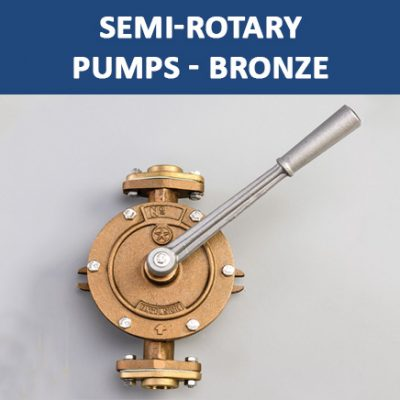 Semi-Rotary Pumps - Bronze