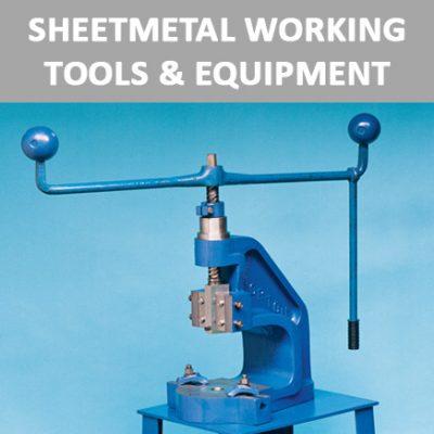 Sheetmetal Working Tools & Equipment