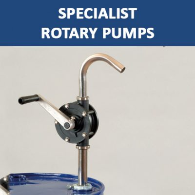 Specialist Rotary Pumps