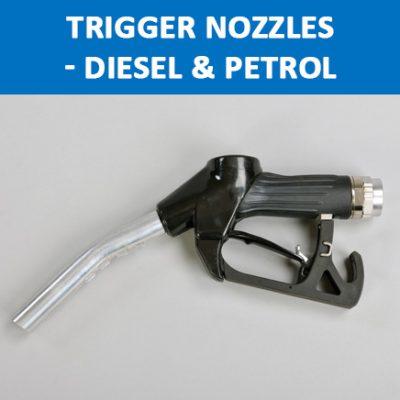 Trigger Nozzles - Diesel & Petrol