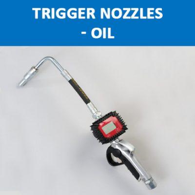 Trigger Nozzles - Oil