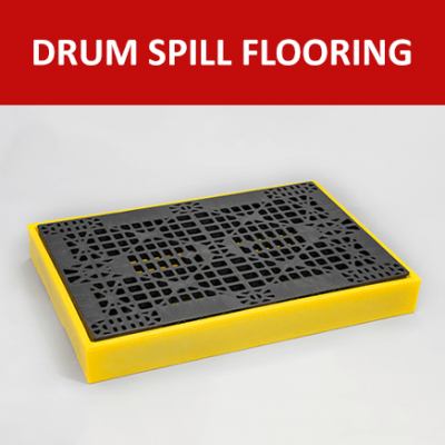 Drum Spill Flooring